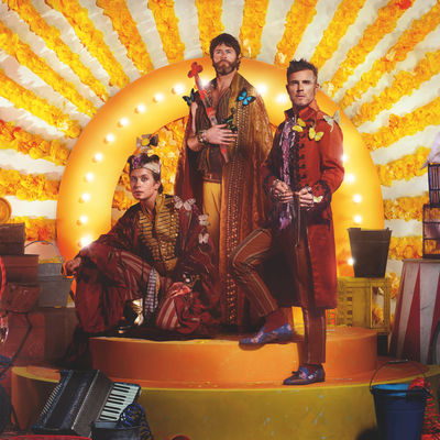 Take That - Wonderland - Album Download, Itunes Cover, Official Cover, Album CD Cover
