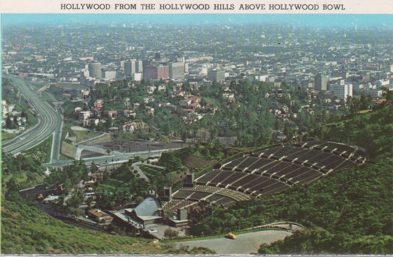 Hollywood Bowl Concerts >> Dear Old Hollywood: The Hollywood Bowl - Music Under The Stars