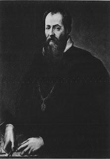 Portrait of Giorgio Vasari