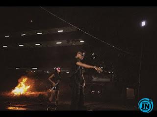 Video King Perryy ft Teni & Soft - Jojo Mp4 Download