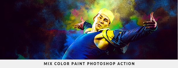 Painting 2 Photoshop Action Bundle - 58