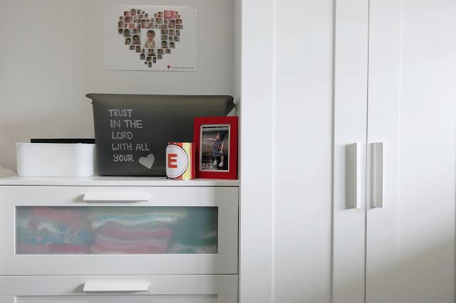 The Plain White Toddler Room Link