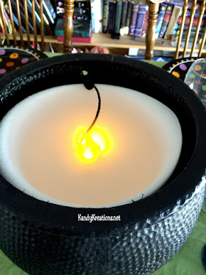 Witch's cauldron DIY with this fun mist maker