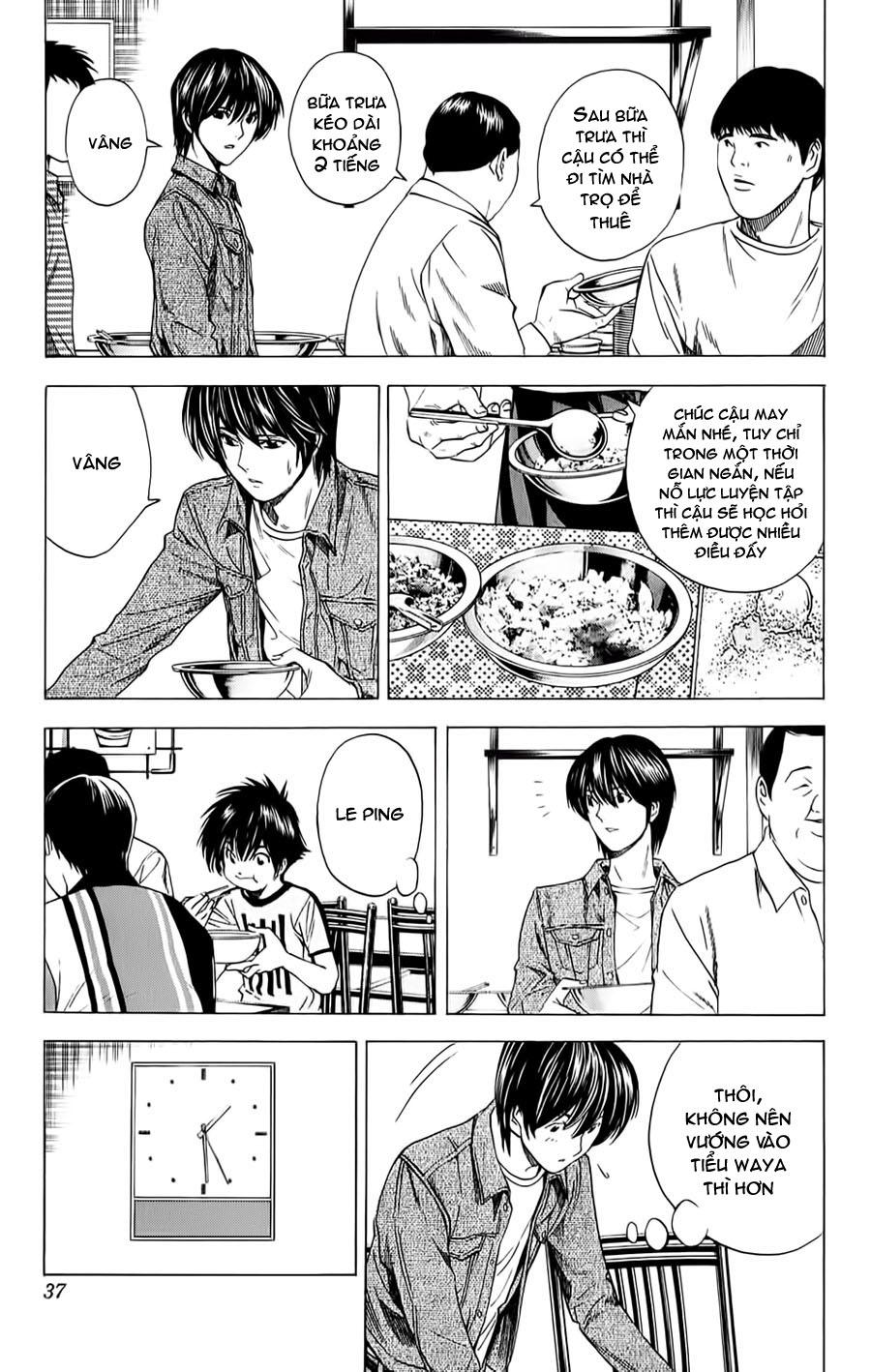 Hikaru No Go hikaru no go chap 132 trang 10