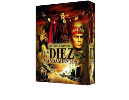 The Ten Commandments (Los Diez Mandamientos) 1956