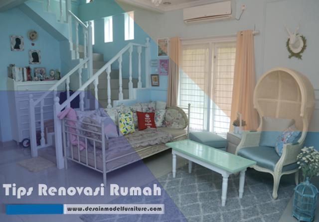 Tips Agar Renovasi rumah Bisa Hemat dan Mudah