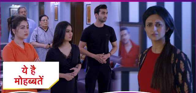 Upcoming Twist : Yug troubled over past mystery Raman suspicious in Yeh Hai Mohabbatein