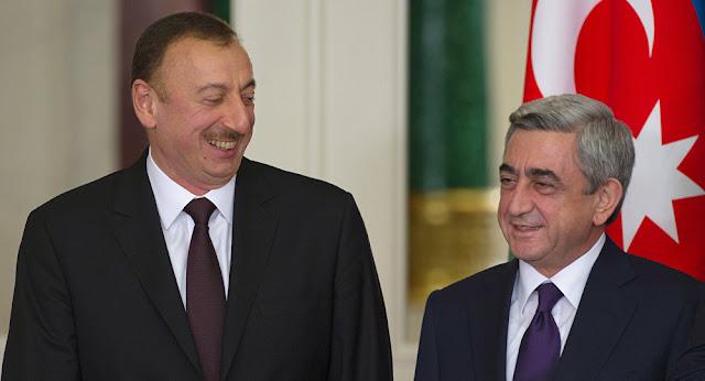 Aliyev dice que ayudó a derrocar a gobierno armenio