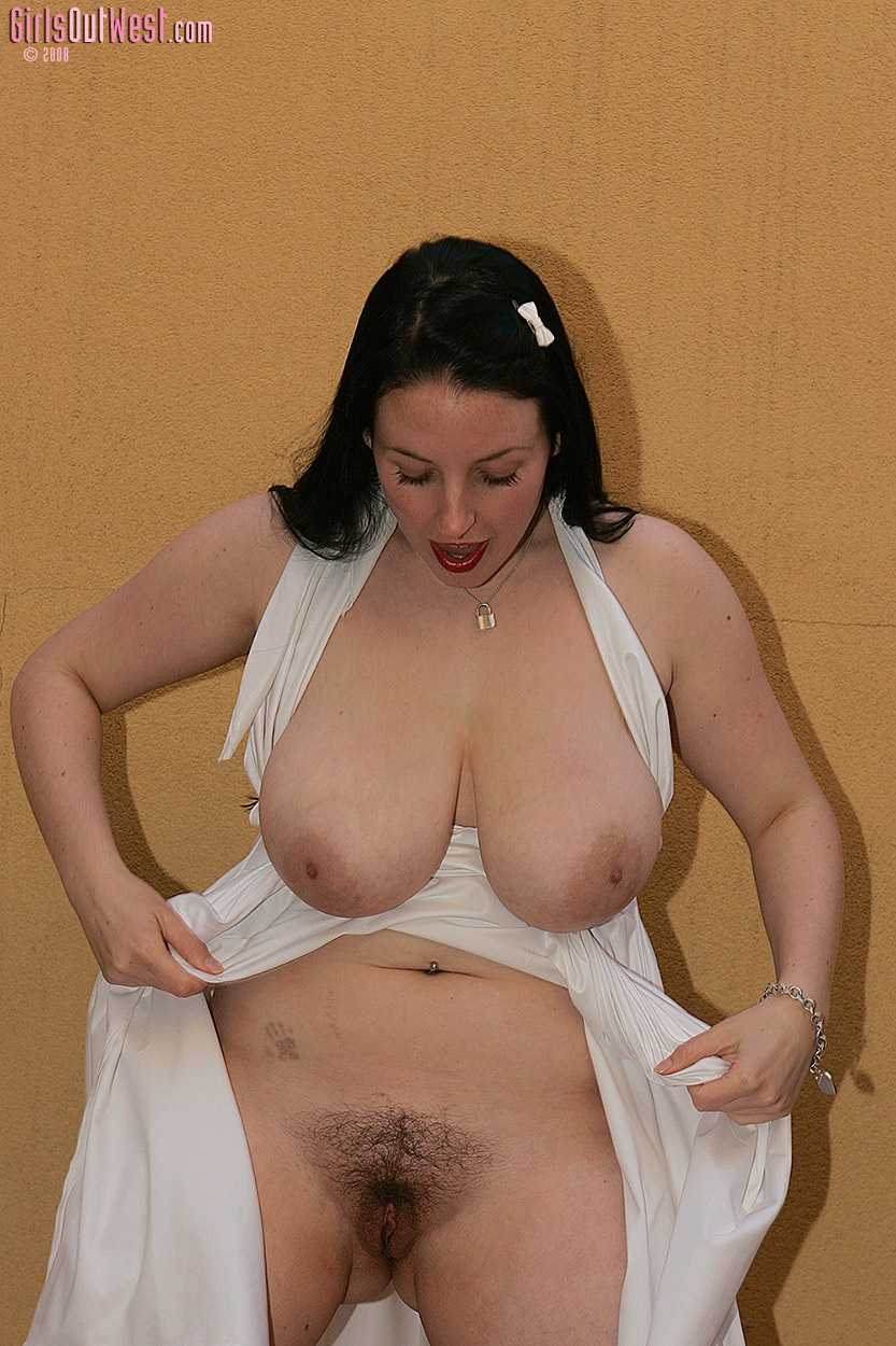 White Out West Girls Angela The Breast