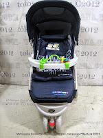 Kereta Bayi Creative Baby BS328 Runner 2