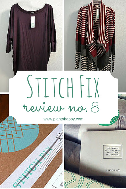 This was an outstanding Stitch Fix subscription box! Check out the five Stitch Fix outfits I kept and which got sent back!