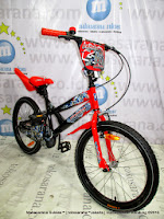 20 Inch Family Robotics BMX Bike