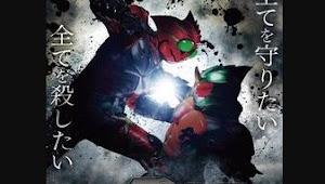 Download Anime Dragon Crisis Kamen Rider Amazons: The Last Judgement Subtitle Indonesia