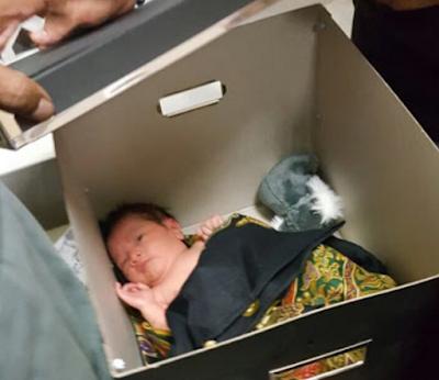SUNGGUH TRAGIS..!! Bayi Ini Ditinggal Ibunya di Masjid Bersama Sebuah Surat yang Isinya Menyedihkan