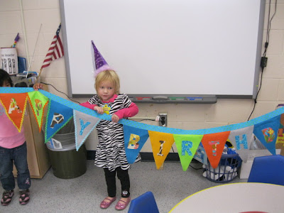 smartboard banner party