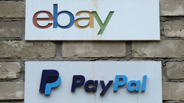 ebay drops paypal contract