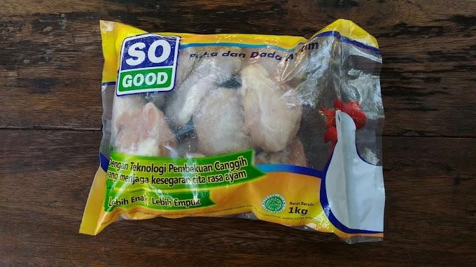 Mangut Ayam Bakar So Good, Resep Warisan Mertua