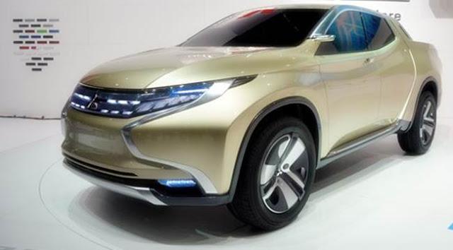 2018 Mitsubishi Strada Release Date and Price