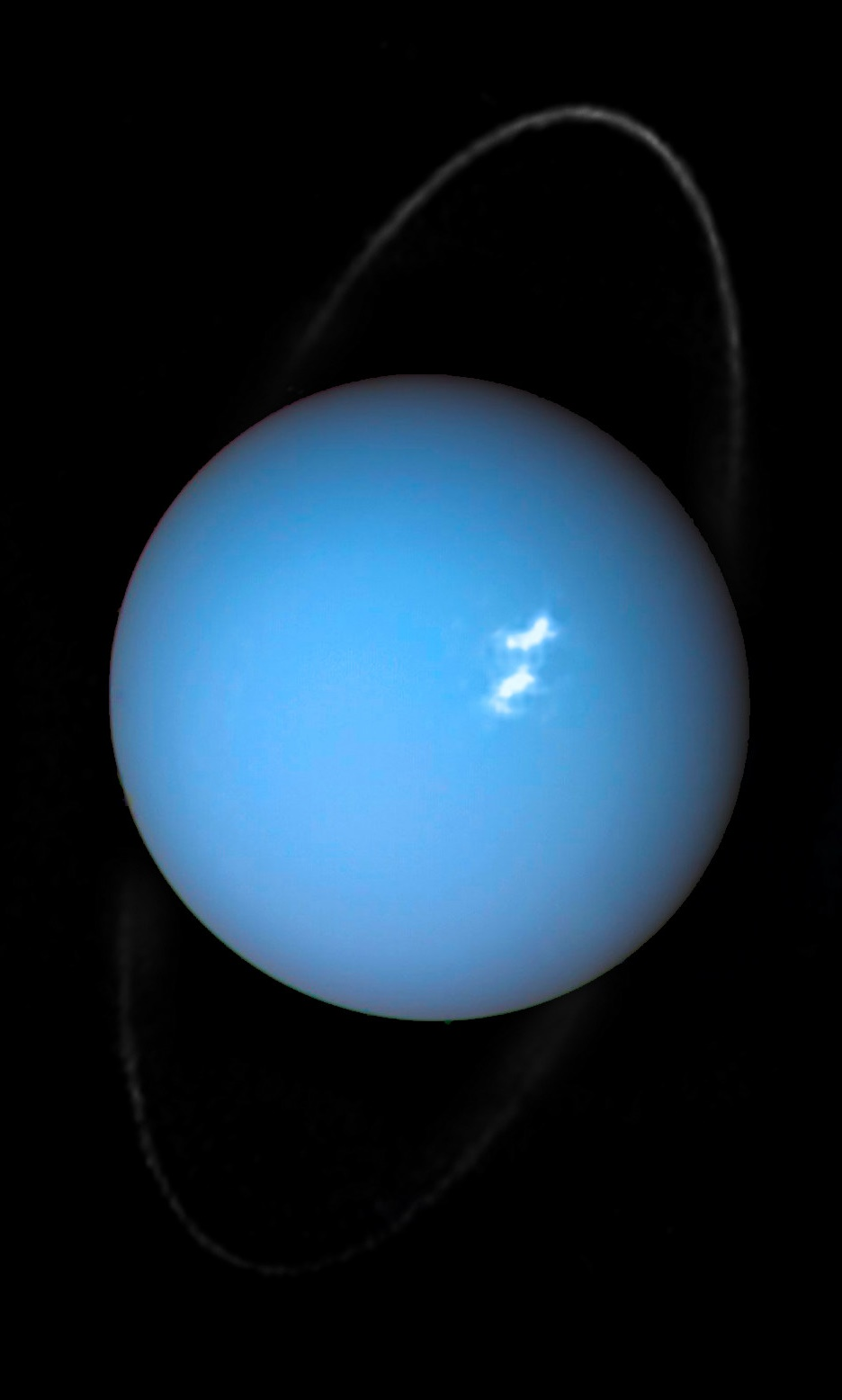 uranus hubble images - HD 936×1556