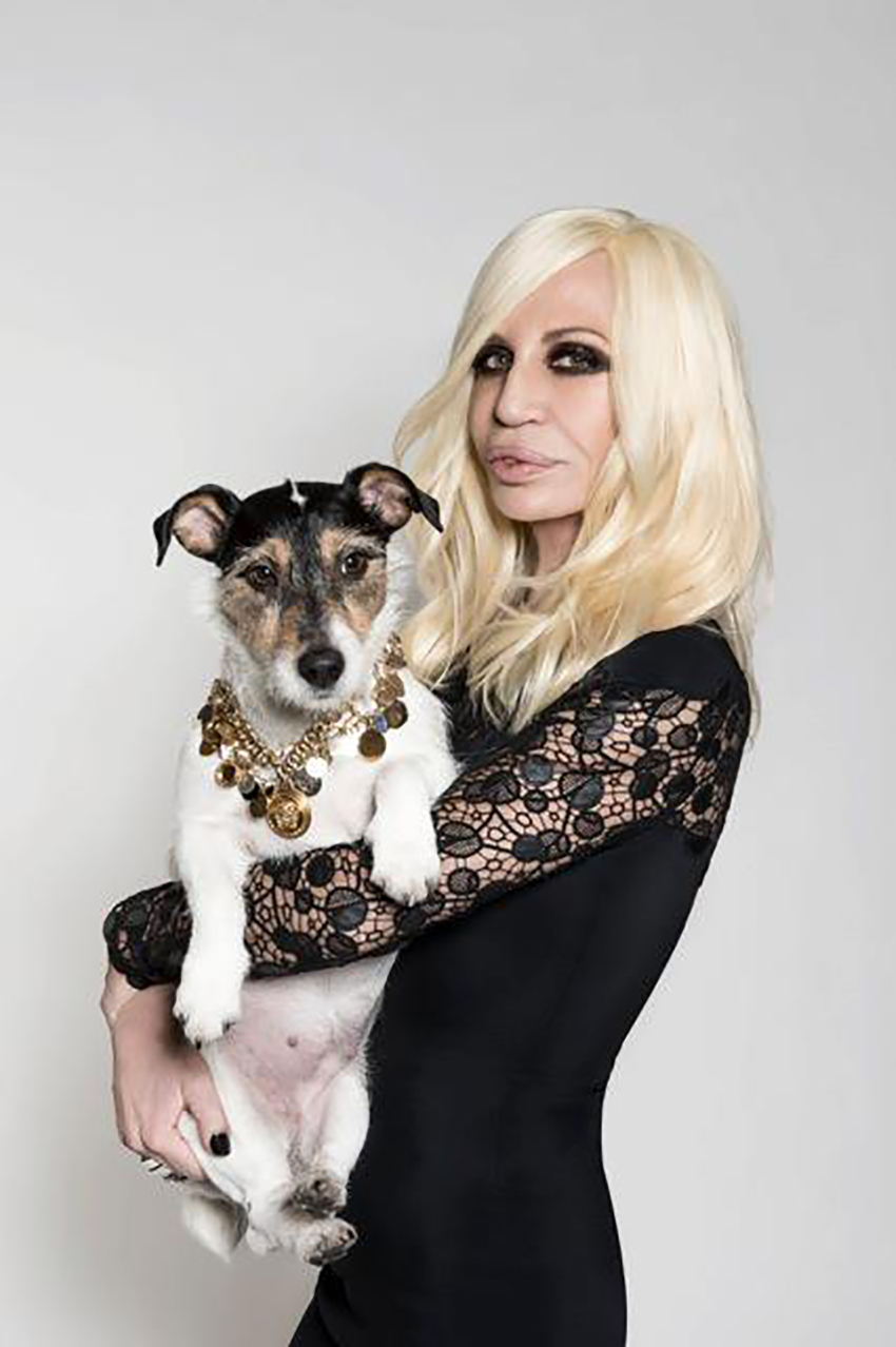 Donatella Versace Nude Photos 53