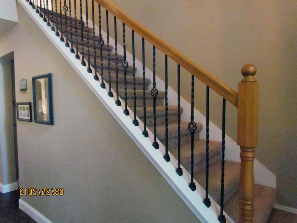 Amazing So Then, These Balusters Will Definitely Be Able To Make Your Staircase  Look More Outstanding And Aesthetically Beautiful In The Best Way Possible.