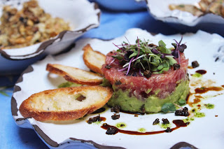Tartare Di Tonno Yellowfin Tuna Tartare With Capers And Avocado at Palma