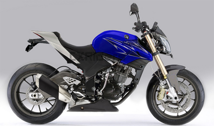 Modifikasi Motor Honda Tiger