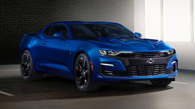 2020 Chevrolet Camaro redesign