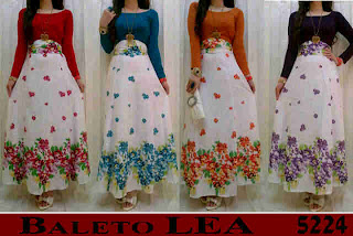 Baleto Lea fit to L