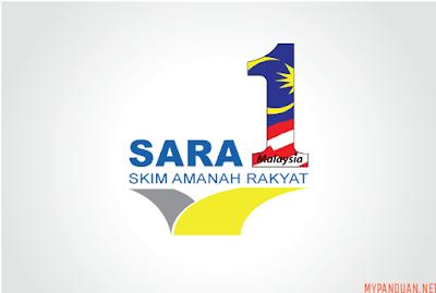 Permohonan SARA 1Malaysia Skim Amanah Rakyat 1Malaysia 2018 Online