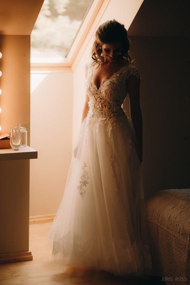 Kāzu kleita no Ingrida Bridal