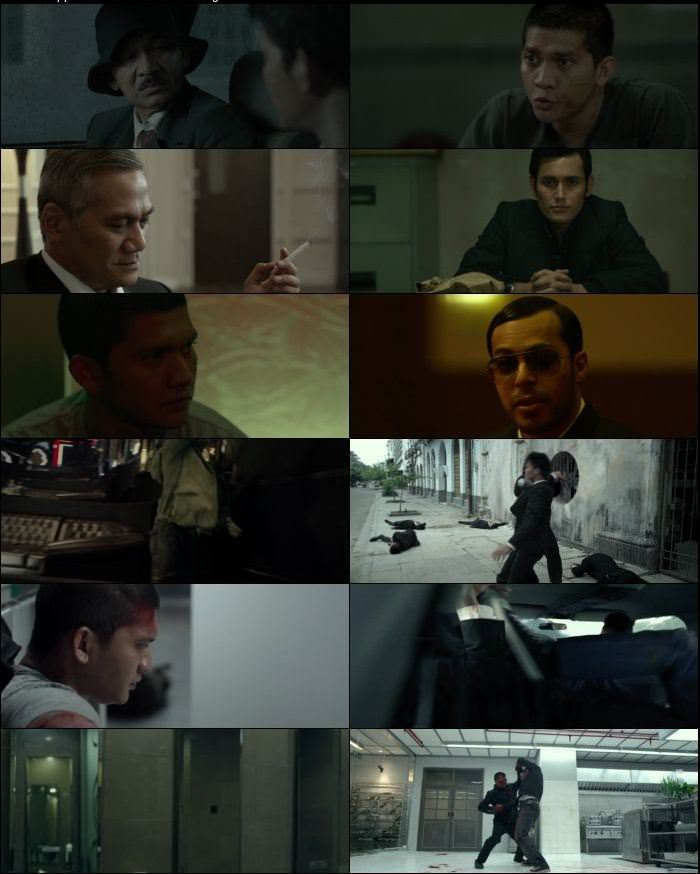 Download The Raid 2 2014 Dual Audio ORG Hindi 5.1Ch 1.3GB BluRay 720p movie
