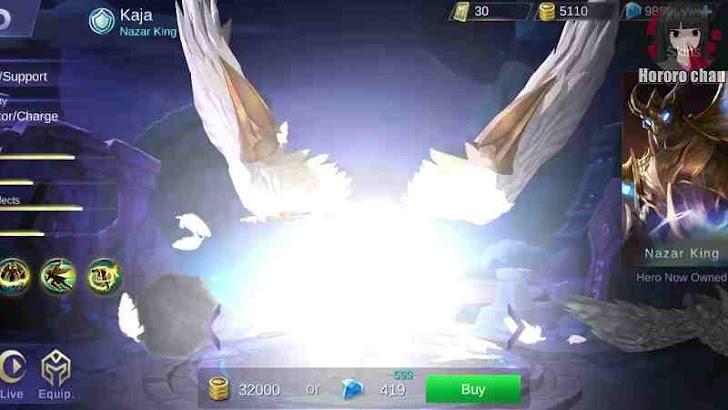 Guide Kaja Mobile Legend, Build, Skill, Ability, Set Emblem Yang Cocok, Hingga Tips Menggunakannya