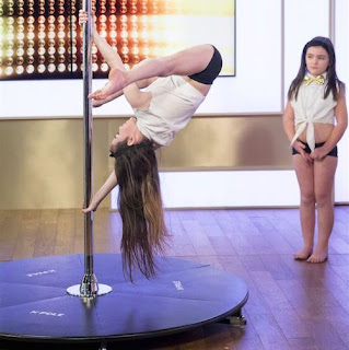 TV Network Sparks Debate After Showcasing Children Pole Dancing