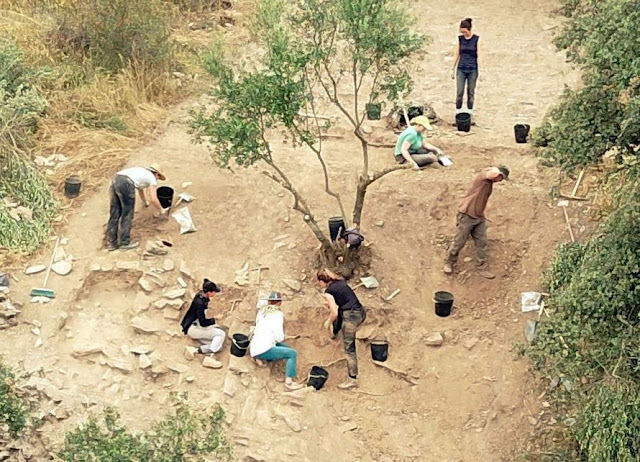 Remains of Iron Age settlement excavated in Portugal