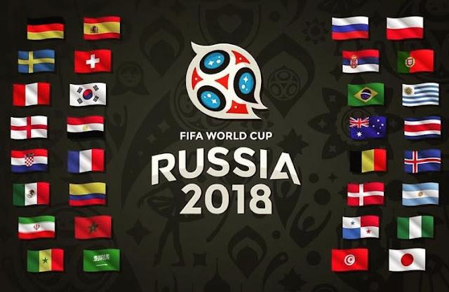 Link Streaming Piala Dunia 2018