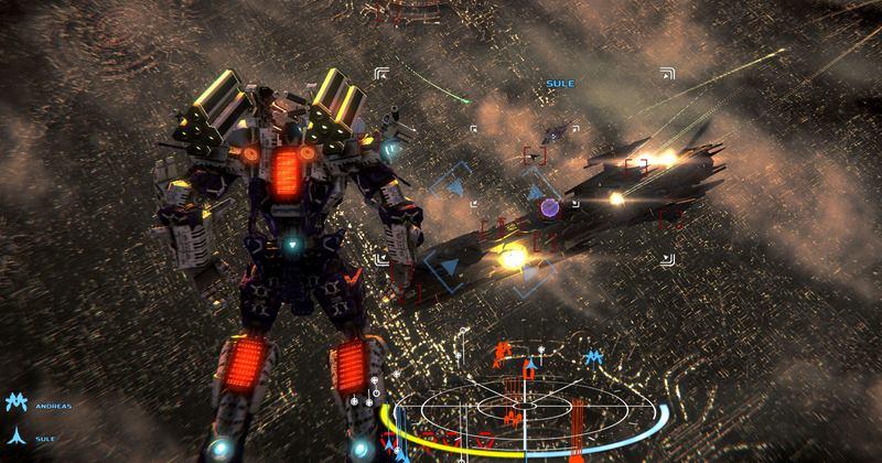 War Tech Fighters PC Full Español