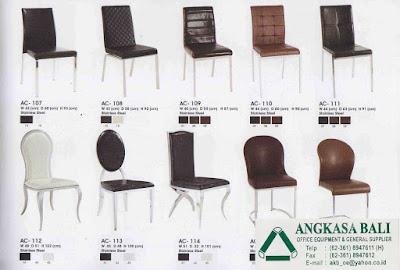 jual furniture kantor kursi makan