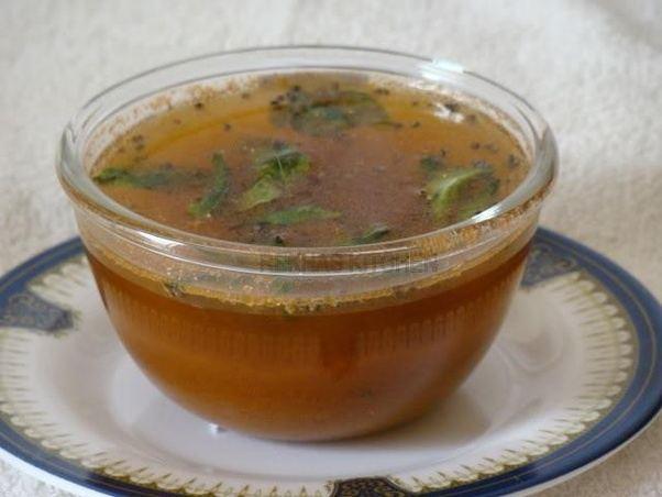 Indian Rasam Recipe