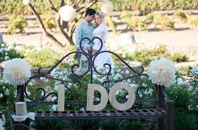 Decorando Casamento ao ar livre