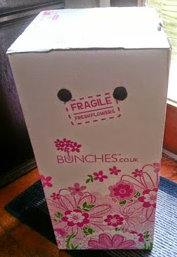 Bunches UK flower and plant delivery review