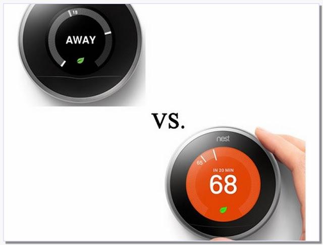 Nest Thermostat Generation 2 vs 3