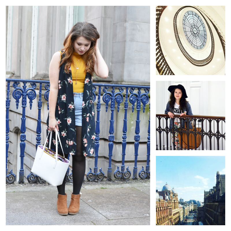 Late Night Glasgow | Colours and Carousels - Scottish Lifestyle, Beauty and Fashion blog