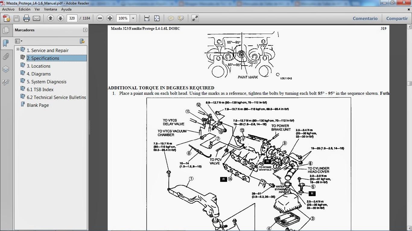 1992 Mazda B2200 Pullingthe Hoodwiring Diagramfactory