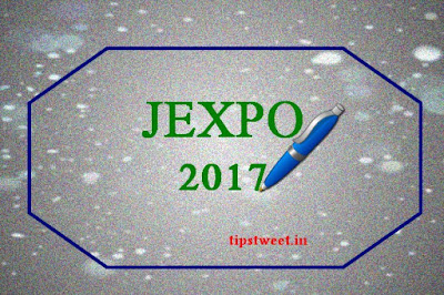 2017 JEXPO Model Question Papers