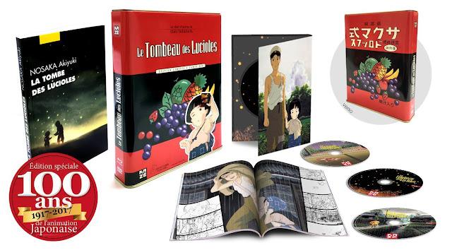 Isao Takahata, Le Tombeau des Lucioles, Actu Japanime, Japanime, Kazé, Ghibli,