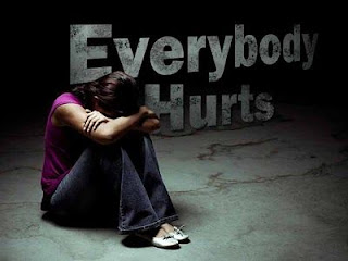 everybody hurts sad whatsapp dp and profile pic