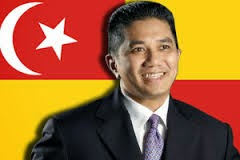 Azmin Ali MB Selangor