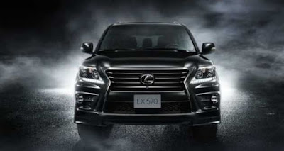 Lexus LX 2018 Review, Specs, Price