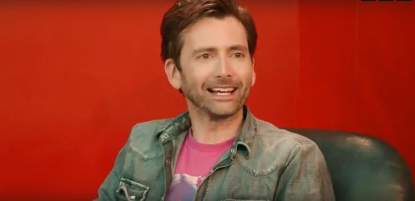 David Tennant - Portrait Artist Of The Year